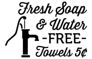 fresh soap water wall quotes decal wallquotescom