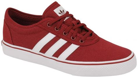 adidas adi ease shoe canvas collegiate burgundy white for sale at surfboards 4714643