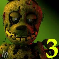Sfm remake five nights at freddy s 3 icon by anthonyblender on