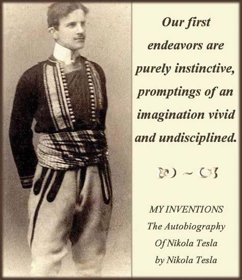 Nikola Tesla Imagination Nikola Tesla Partage Of Occupytesla On