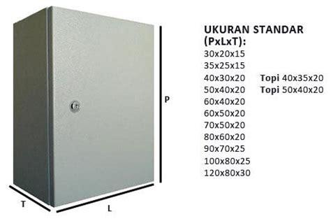 Box Panel Listrik Pintar traytek cable tray cable ladder specialist in jakarta surabaya