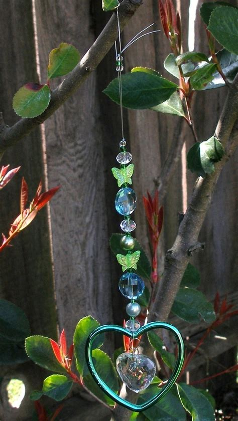 Handmade Suncatchers - 17 best images about mobiles and hangings on