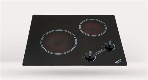 2 burner electric cooktop kenyon b41604 21 inch smoothtop electric cooktop with 2