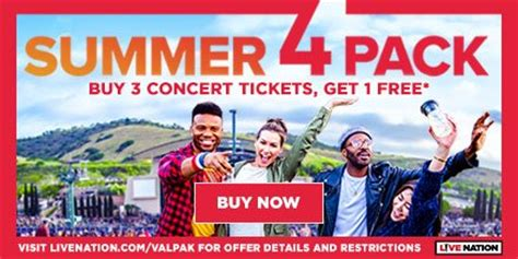 Live Nation Sweepstakes 2017 - concerts near me 2017 giveaway work money fun