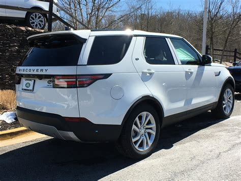 New Land Rover Discovery 2018 by 2018 New Land Rover Discovery Hse Td6 Diesel At Tysons