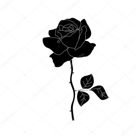imagenes en vectores silueta de rosa archivo im 225 genes vectoriales 169 likka