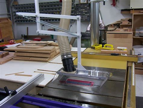 table saw dust collection ideas 23 best images about table saw dust collection on