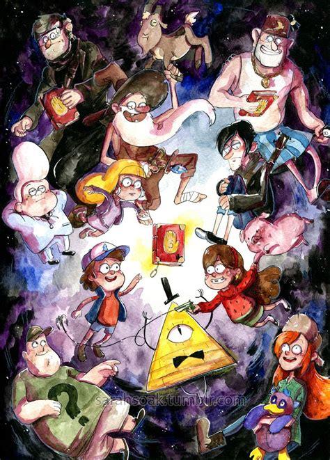 Gravity Falls Iphone 7 Plus Wallpaper by Gravity Falls фэндомы Gf арт Gf Mcgucket Gf