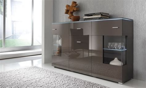 kommode schwarz günstig sideboard hochglanz grau bestseller shop f 252 r m 246 bel und