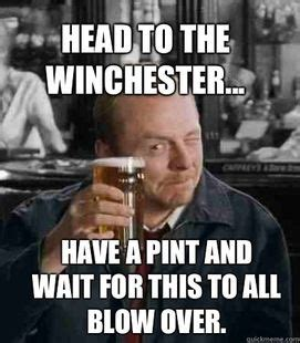 Winchester Meme - 15 best images about shaun of the dead on pinterest