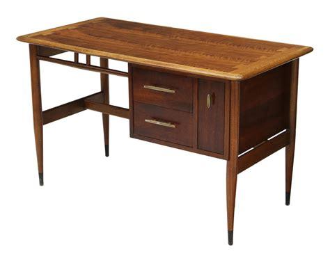 mid century writing desk mid century modern walnut writing desk the howard