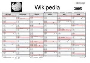 Kalender 2018 Norge File Kalender 2008 Jpg Wikimedia Commons