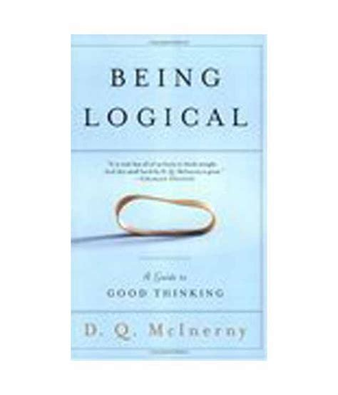 Being Logical Buy Being Logical Online At Low Price In
