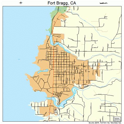 california map fort bragg fort bragg ca pictures posters news and on your