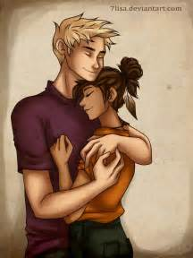 Jason and piper by 7lisa on deviantart