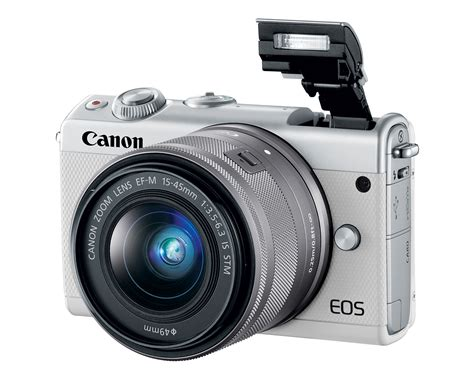 Best Seller Canon Eos M6 Canon M6 Kit 15 45 Is Stm Paket 32gb Garans canon s new mirrorless is like an m5 in a smaller and cheaper the verge