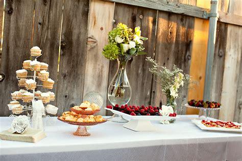 Backyard Bridal Shower Ideas A Pretty Backyard Bridal Shower The Sweetest Occasion