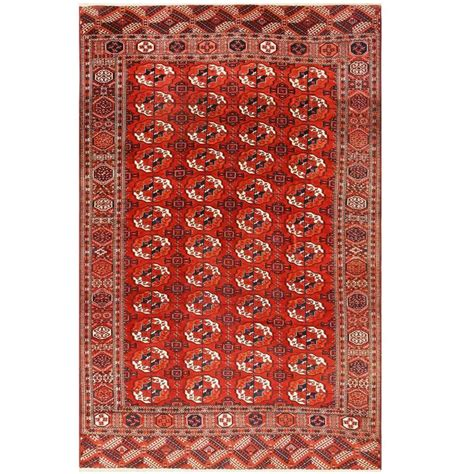 bokara rug antique caucasian turkoman bokara rug for sale at 1stdibs
