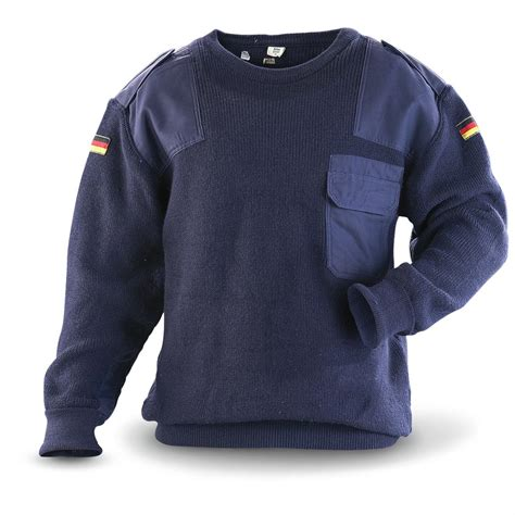 Sweater Us Air Navy Rockzillastore 1 german surplus commando sweater used 151382 sweaters at sportsman s guide