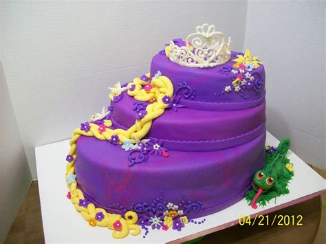 Kuchen Torte by Cakes By Chris Tangled Repunzel Cake