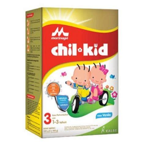 Chil Kid Platinum Vanila 800g 1 morinaga chil kid step 3 vanilla 800g box
