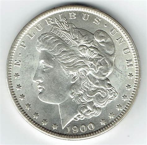 o mint on dollars 1900 o silver dollar 90 silver us mint exact coin