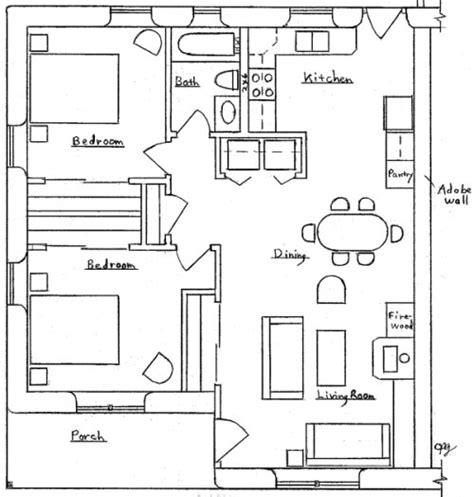 duplex building plans duplex plan
