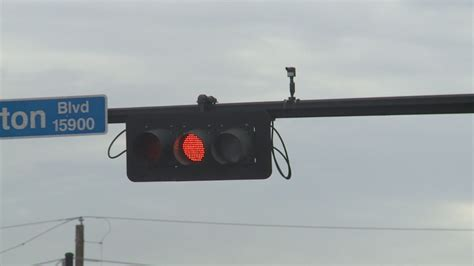 Bill Would Ban Light Cameras In Khou Com