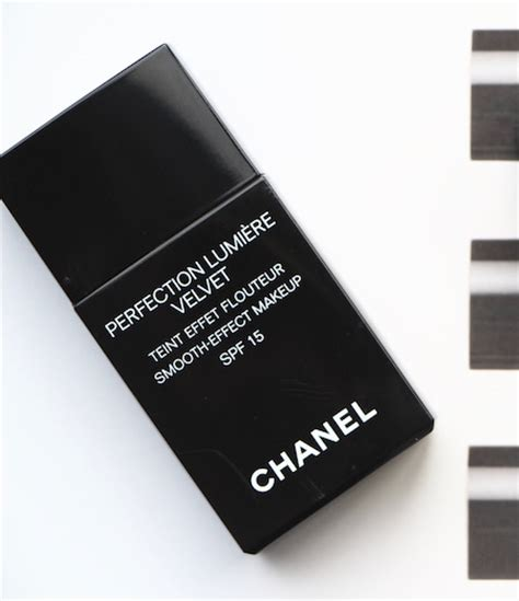 Harga Foundation Chanel Perfection Lumiere Velvet chanel foundations les beiges vs perfection lumiere
