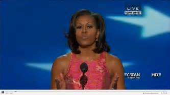 Michelle obama quot i have seen the very best of the american spirit at