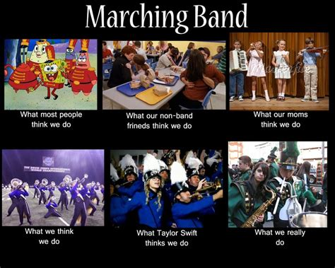 Band Kid Meme - marching band couples on pinterest high school