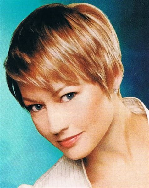 short haircuts for fine hair in 50 women photos of short hair styles for women bred southern of me