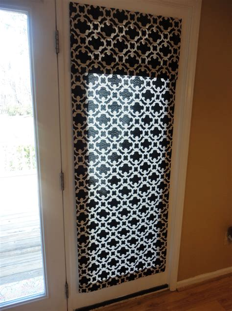 french door curtain panels velcro home design ideas