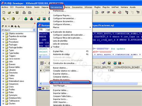Pl Sql Developer by Ebs4dummies Kill Session Using Pl Sql Developer