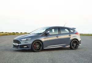 new revised ford focus st