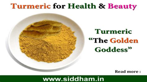 Detox Meaning In Tamil by Health Benefits Of Turmeric Or Manjal