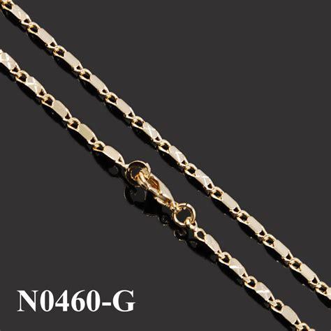 fabrica de cadenas para joyeria al por mayor collares declaraci 243 n de joyer 237 a cadenas de
