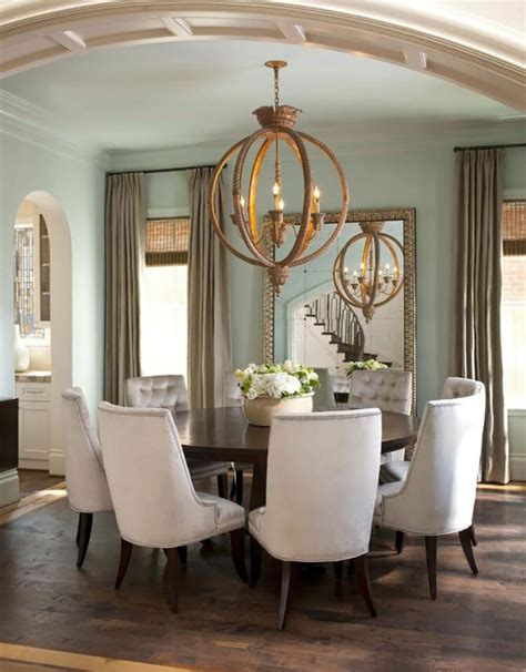 stunning dining rooms  chandeliers pictures