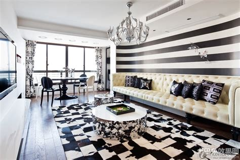 black and white striped living room living room sofa in black and white striped walls pictures design bookmark 17448