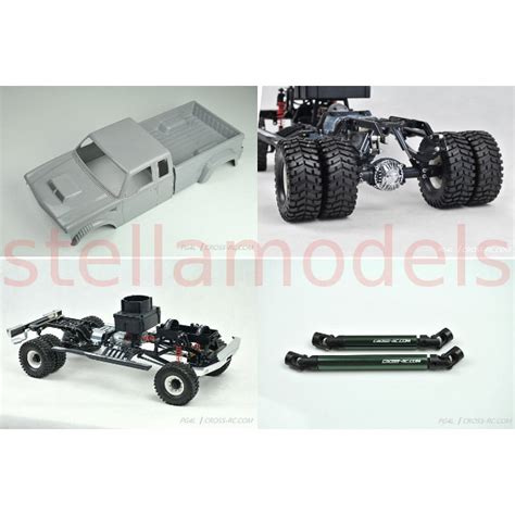 pg4l 1 10 4wd 2 speed up truck stellamodels