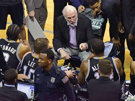 San Antonio Spurs Gregg Popovich   san antonio spurs coach calls the us an embarrassment in
