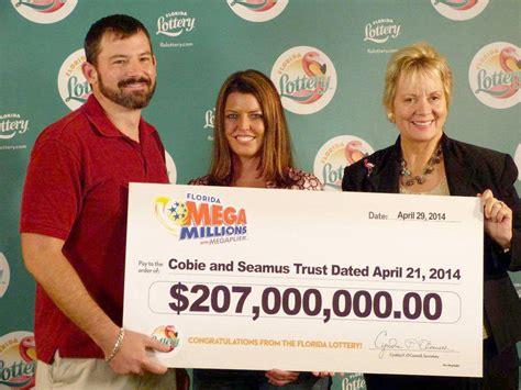 Mega Million Sweepstakes - florida mega millions winners claim 207m prize nbc news