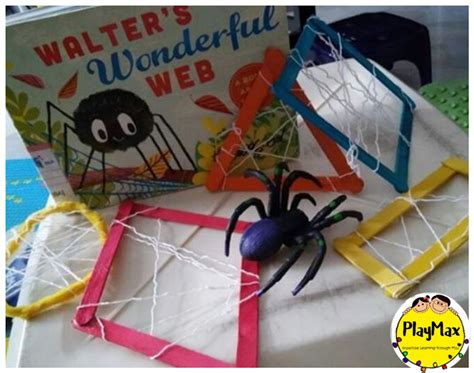 libro walters wonderful web playmax