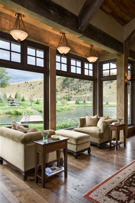 gorgeous mountain home  amazing windows views