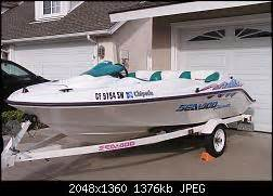 should i buy a seadoo boat which one should i buy 96 challenger or speedster