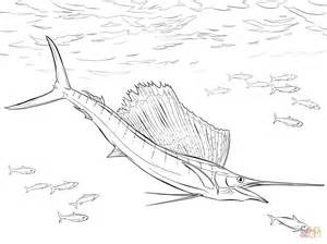 Free Coloring Pages Fishing Boat L