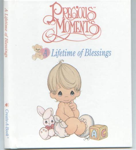 precious moments book of easter blessings books storytime personalized children s books personalized baby