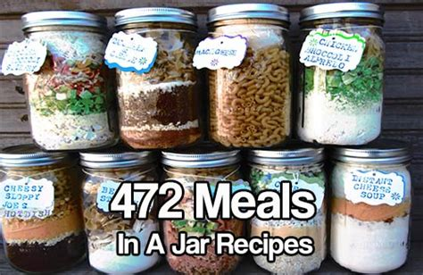 meals in a jar 493 amazing meals in a jar recipes shtf prepping central