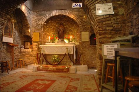 house of the virgin mary house of mary turkey travel guide