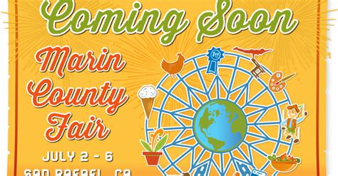 marin visitors bureau marin county 2015 marin the 74th marin county fair quot on with the show quot july 2015